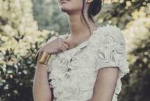 zweiaufwolken - bridal shoot in the nature