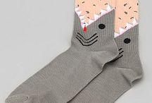 socks / by Meghan Ewald