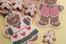 P C Gingerbread Patterns