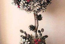 karácsonyi fák