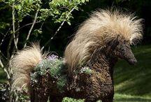 Krea / Ideeën voor in de tuin