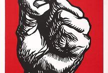 Social Justice Printmaking