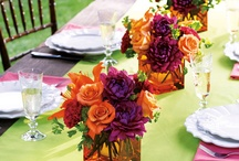 Outdoor Entertaining Ideas / Decorating with flowers and plants; perfect for a  garden or tea party or outdoor picnic.  / by Teleflora