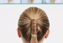 peinados fasiles