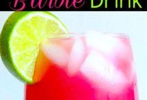 Drinkies/cocktails