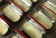 Beauty & Health - diy / homemade creams, soaps, massage-oils, ...