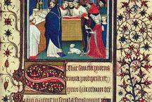 Illuminated Manuscripts/Gospels/etc