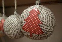Στολίδια χριστουγεννιάτικα