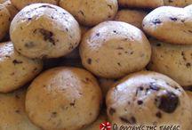 μπισκότα,κουλούρια κέϊκ
