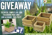 Buy Sheds Giveaways