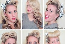 Pin up shoot ideas