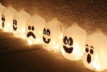 Halloween Crafts & Decor / by Jenny Bonfiglio