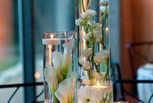 Düğün Masa Süsleri