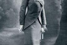 Old Fashion: Edwardian Era