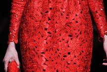 Valentino's Red / Red Gowns by the legendary Valentino
