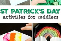 St Patrick's Day Crafts and Recipes