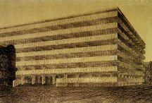 Mies van der Rohe - Desenho /Drawing