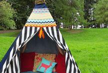 çadır yapımı