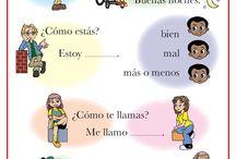 Spanish teach