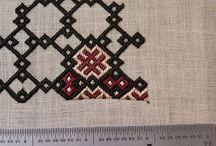 Broderi - German Brick Stitch