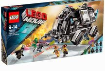 Cool new item reviewed-LEGO Super Secret Police Dropship LEGO Movie 70815