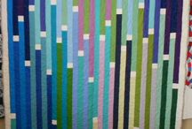 Strip and stringquilts