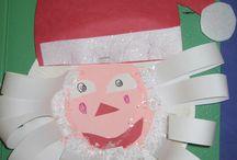 škola - vánoce / inspirace podzim - zima