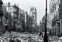 The Warsaw Uprising 1944 - during and after