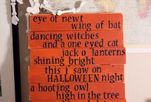 Halloween / by Candis Hale
