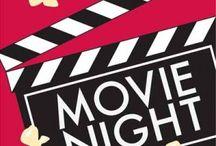 Party: 14 Nova: Oscars / Movie Night