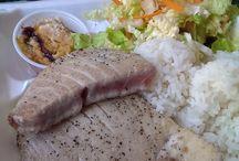 Ka'ili Cafe / 810 Pohukaina Street - Next to the Tropical Blends Shop in Kakaako. (808) 312-8535