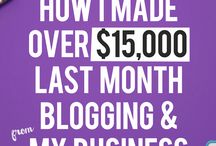 Income Reports / Here you will find a collection of income reports from various bloggers, Etsy shop owners and more. These will motivate you and show you that anything is possible.