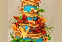 Wedding Odry Cakes / Wedding Cakes