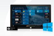Bons plans, Surface, Windows 10, Windows 10 PC & Tablette, Windows 8, App, Application, audials radio, écouter, Radio