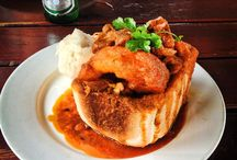 Bunny chow and more Spicy Food / Curry chick blog