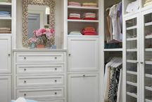CLOSETS / by Connie Roberts