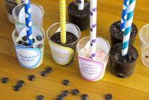 DIY Geschenke basteln, basteln am Kindergeburtstag