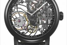 Time pieces / by Conscience A