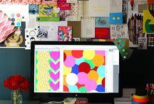 dream office / creative space