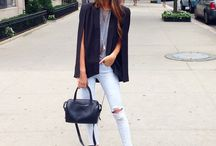 Fashion / Cape blazer
