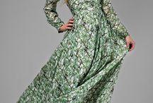 Silk Dress, Abendkleid aus Seide