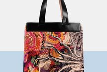 Octopus's Garden • Leather Tote