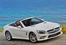 Mercedes Benz SL550 2013