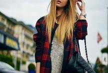 fashion inspirations / lookbooks
