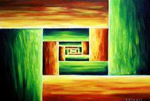 Stalo Xinari   My Paintings / Stalo Xinari original paintings (sample of artwork) Acrylics on stretched canvas