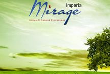 Imperial Mirage Homes / Mirage Homes is well known real estate & Construction Company; we are handling many projects in real estate & construction field in Noida especially in Greater Noida near Yamuna expressway. Now a day we construct the 6 residential towers that offer an unhindered view of the F1 race track, standing tall at 24 stories its 3 sides open.