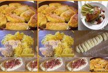 Рецепты овощи