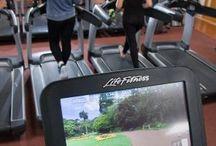 Fitness at China Fleet