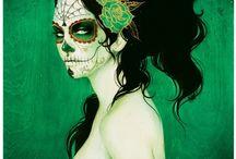 Dia de los muertos / by Alexandria Zaila