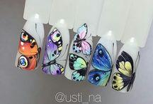 Бабочки (butterfly)
